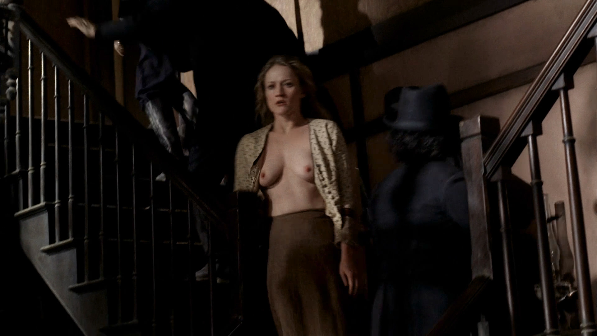 Naked robin weigert in deadwood ancensored