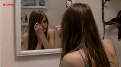 Willa Holland hot in bra and panties - Garden Party (2008) (5)