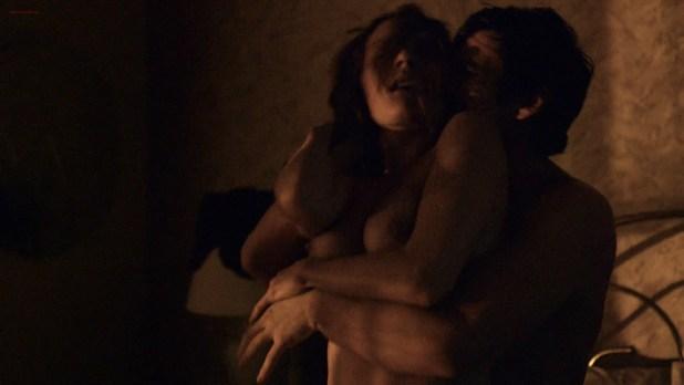 Carolina Acevedo nude topless and sex - Narcos (2016) s2e3 HD 1080p7