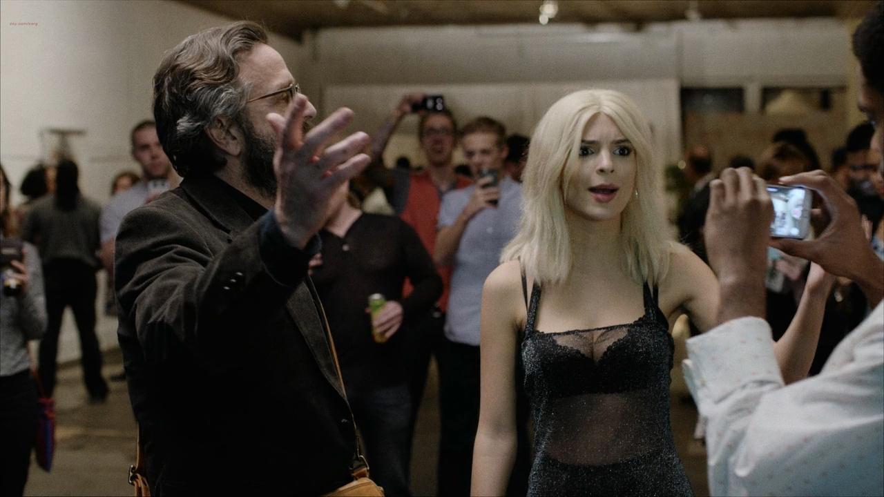 Emily Ratajkowski hot lingerie and Alexandra Marzella hot - Easy (2016) s1e5 HD 720p (13)