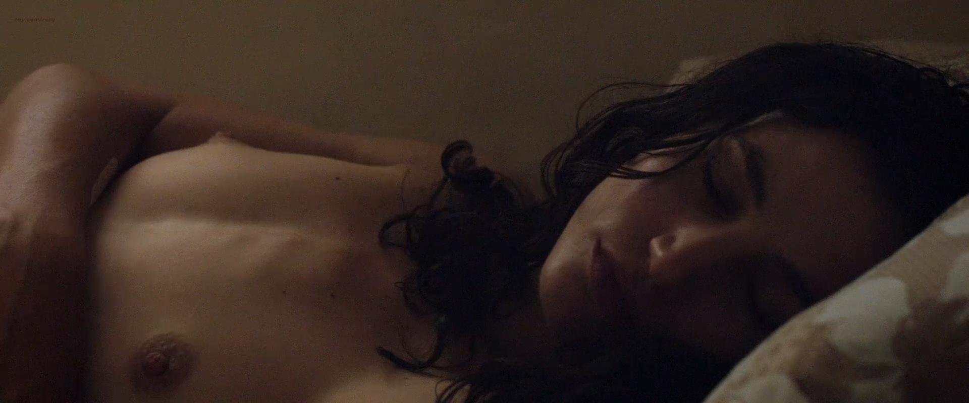 Eva Dagoo nude topless and Elisa Lasowski nude bush - Hyena (UK-2014) HD 1080p (13)