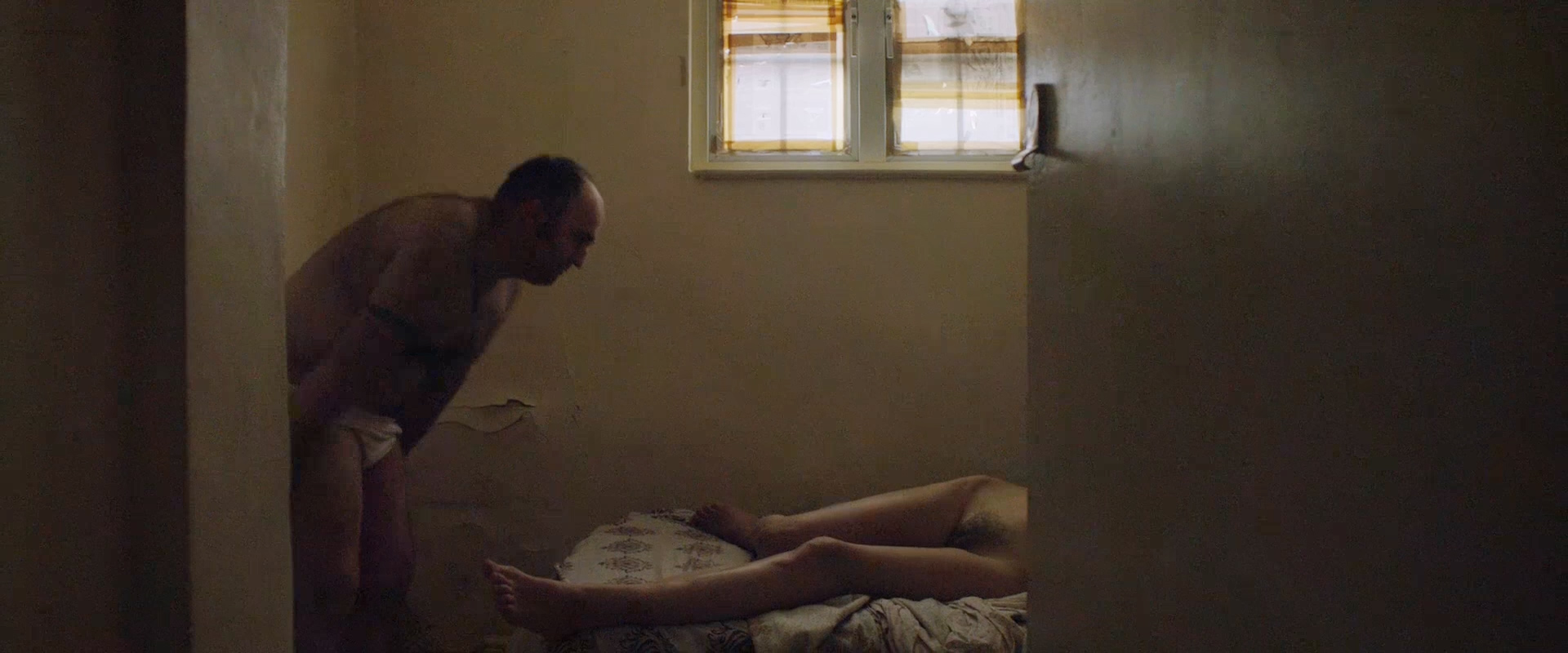 Eva Dagoo nude topless and Elisa Lasowski nude bush - Hyena (UK-2014) HD 1080p (12)