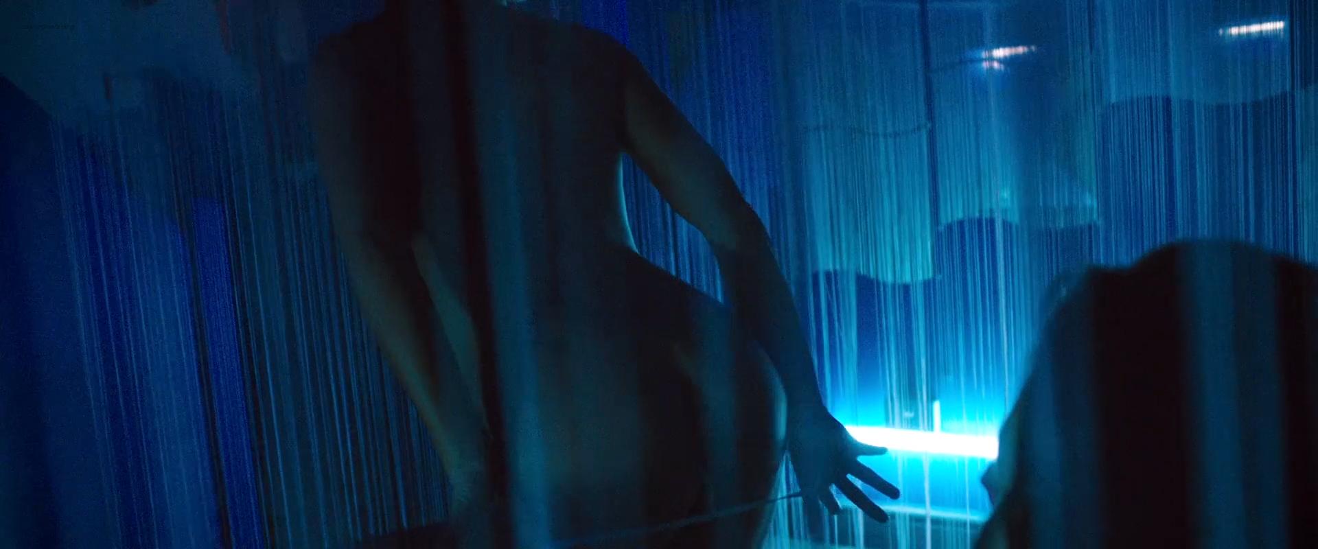 Eva Dagoo nude topless and Elisa Lasowski nude bush - Hyena (UK-2014) HD 1080p (4)