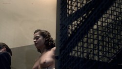 Jenna-Louise Coleman nude topless - Room At The Top (2012) s1e1 HD 720p (7)