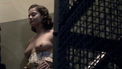 Jenna-Louise Coleman nude topless - Room At The Top (2012) s1e1 HD 720p (4)