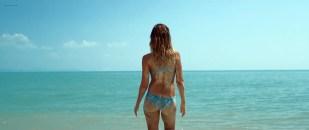Jessica Alba hot and sexy in bikini - Mechanic Resurrection (2016) HD 1080p
