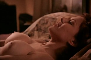 Kari Wuhrer nude topless and sex – Sex and the Other Man (1995)