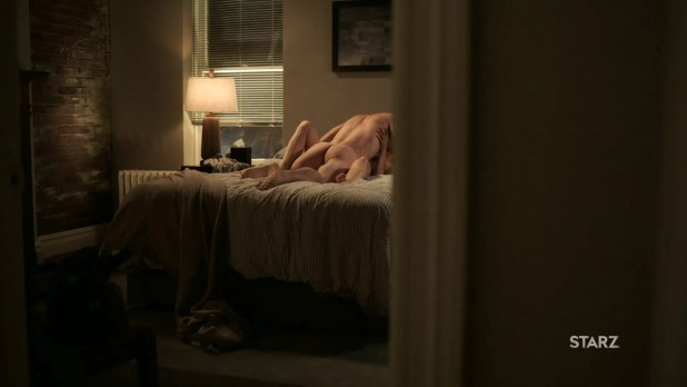 Lela Loren nude sex – Power (2016) s3e8 HD 1080p (5)