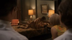 Lizzy Caplan nude topless Rachelle Dimaria and Amanda Quaid nude and hot - Masters of Sex (2016) s4e3 HD 720p (4)