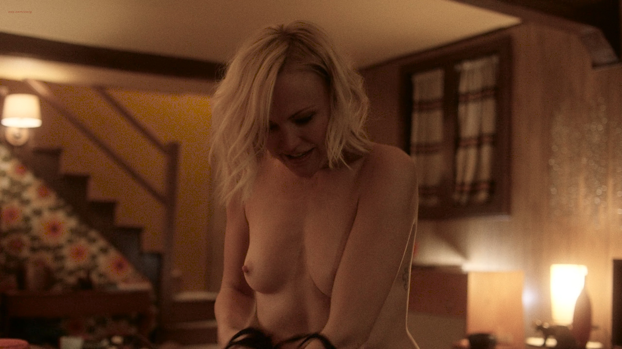 Malin Akerman Nude Topless And Sex And Kate Micucci Nude -8461