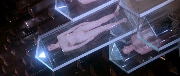 Mathilda May nude full frontal, butt and great boobs - Lifeforce (1985) HD 1080p BluRay (6)
