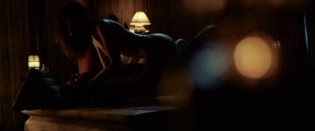 Sara Malakul Lane nude topless and sex - Kickboxer Vengeance (2016) HD 1080p (3)
