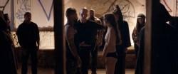 Sophie Dalah nude topless in brief scene - Satanic (2016) HD 1080p (3)