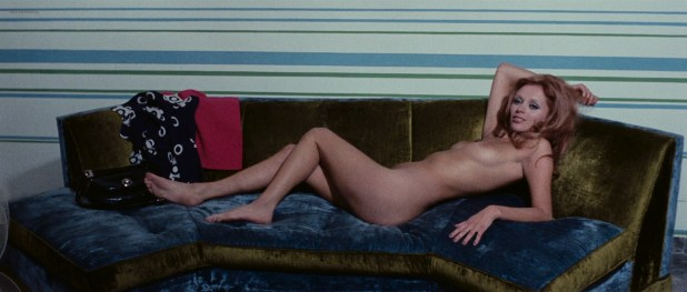 Sybil Danning nude topless and Barbara Bouchet nude topless end sex - La dama rossa uccide sette volte (IT-1972) HD 1080p (7)