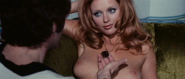 Sybil Danning nude topless and Barbara Bouchet nude topless end sex - La dama rossa uccide sette volte (IT-1972) HD 1080p (5)