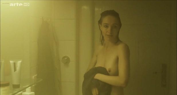 Ursina Lardi nude full frontal bush and boobs - Die Frau von früher (2013) HDTV 720p (8)