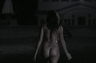 Victoria Johnstone nude butt boobs and Meredith Majors nude but covered – Lake Eerie (2016) HD 1080p
