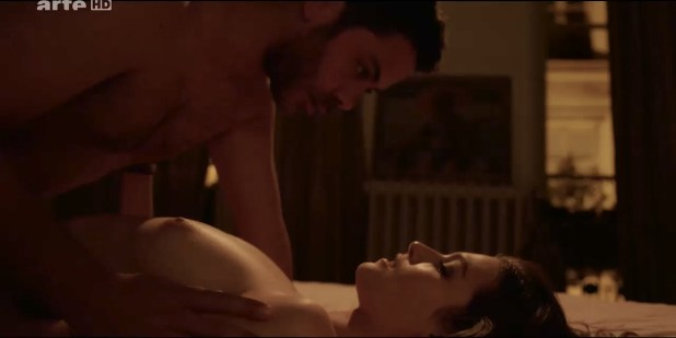 Alma Jodorowsky nude bush topless and sex - Damocles (FR-2016) HDTV 720p (6)