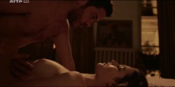 Alma Jodorowsky nude bush topless and sex - Damocles (FR-2016) HDTV 720p (5)