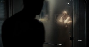 Haley Bennett nude butt and boobs in the shower - The Girl on the Train (2016) HD 1080p (16)