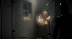 Haley Bennett nude butt and boobs in the shower - The Girl on the Train (2016) HD 1080p (15)