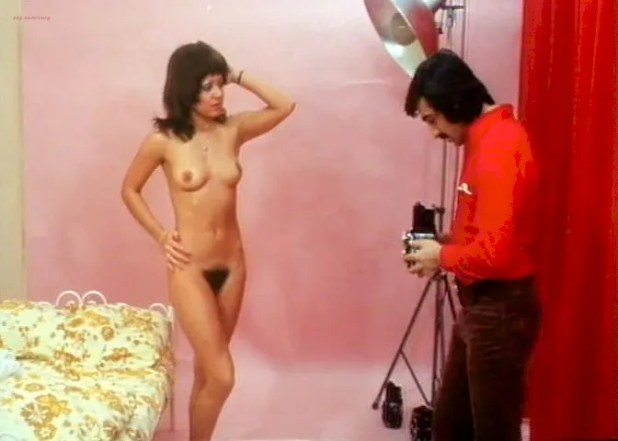 Ingrid Steeger nude bush Karin Hofmann and others nude bush and lot of sex - Die Betthostessen (DE-1972) (3)