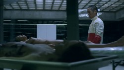 Thandie Newton nude topless Evan Rachel Wood nude nipple and butt other's nude - Westworld (2016) s1e5 HD 1080p (9)