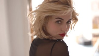 Ana de Armas hot see through for Icon (2016) HD 1080p (7)