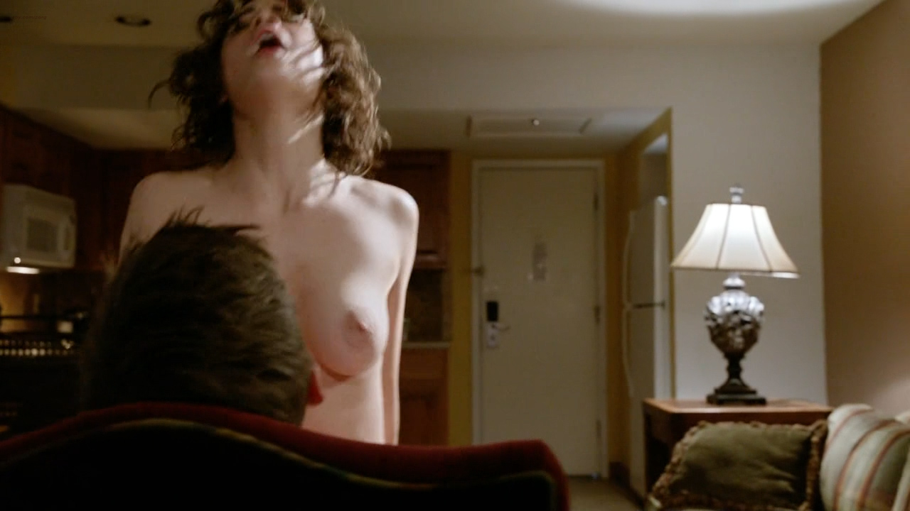 Conor Leslie nude topless and hot sex - Graves (2016) s1e7 HD 720p (6)