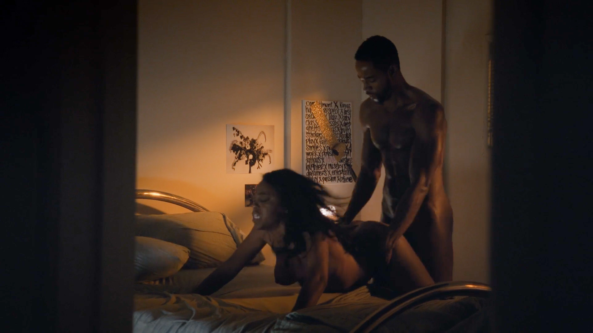 Dominique Perry nude sex and Nikki Vanderdyz nude - Insecure (2016) s1e8 HD 1080p (14)