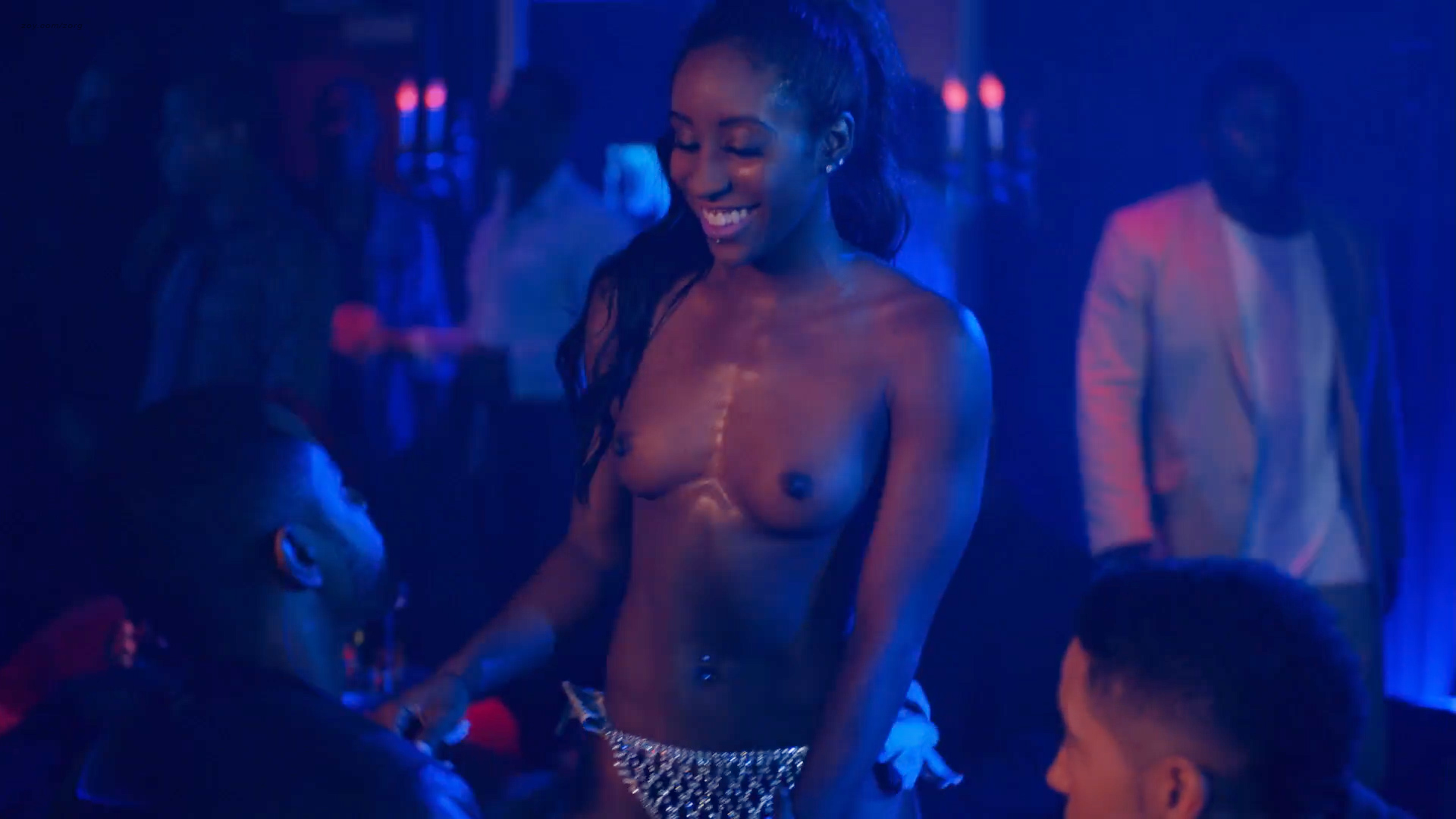 Dominique Perry nude sex and Nikki Vanderdyz nude - Insecure (2016) s1e8 HD 1080p (4)