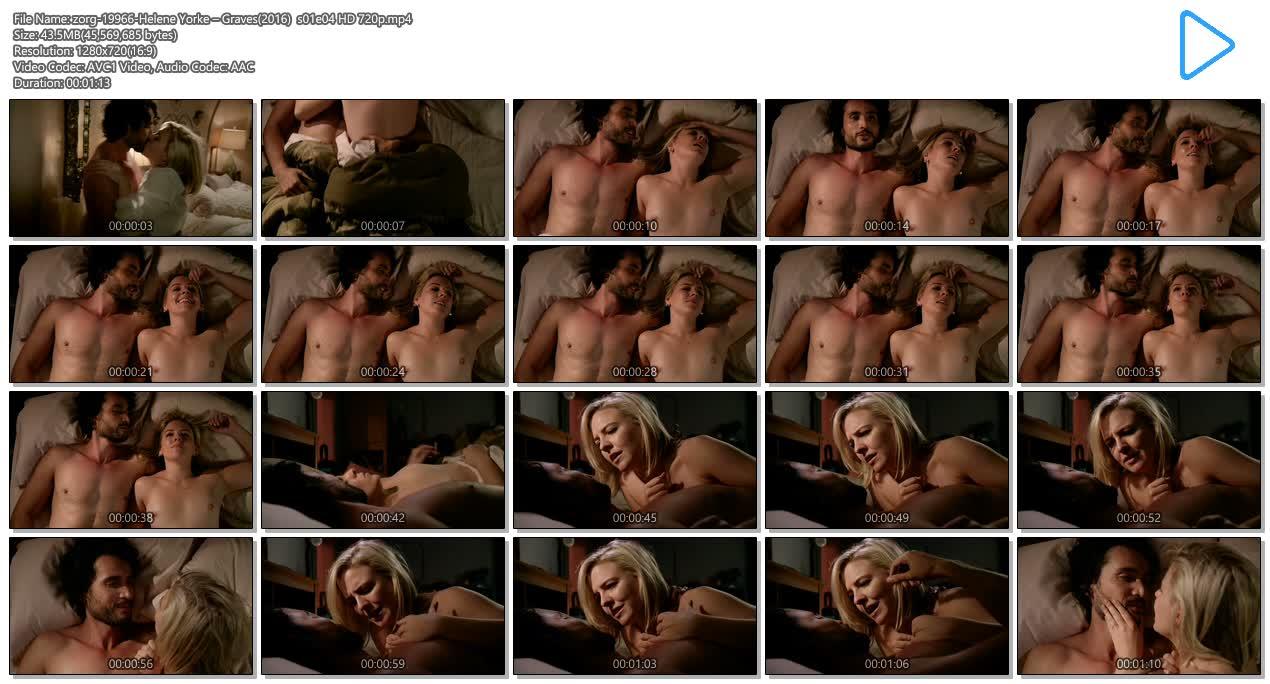 Helene Yorke nude topless – Graves(2016) s01e04 HD 720p (6)