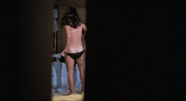 Hunter Tylo nude full frontal and Daphne Zuniga butt (bd?) - The Initiation (1984) HD 1080p BluRay (10)