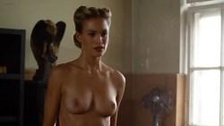 Julie Engelbrecht nude topless - Beyond Valkyrie - Dawn Of The Fourth Reich (2016) HD 1080p (1)