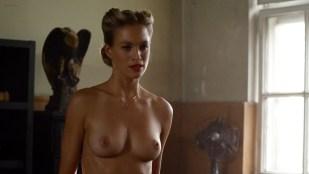 Julie Engelbrecht nude topless - Beyond Valkyrie - Dawn Of The Fourth Reich (2016) HD 1080p
