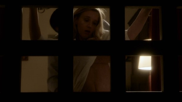 Ludivine Sagnier hot sexy and sex – The Young Pope (2016) s01e04 HD 720p (1)