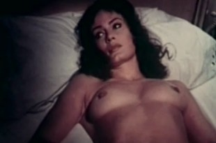 Marisa Mell nude topless and sex and Helga Line nude topless – La moglie giovane (IT-1974)