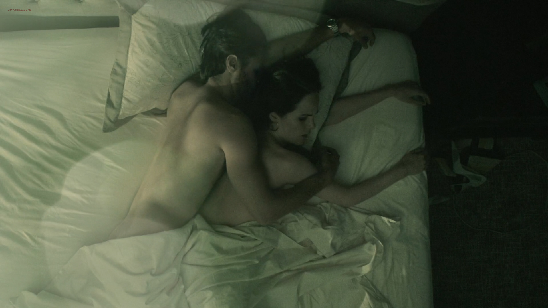 Michelle Dockery hot and sexy in lingerie – Good Behavior (2016) s01e01 HD 1080p (8)