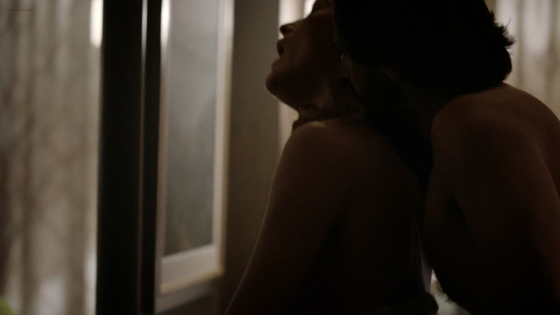 Michelle Dockery hot and sexy in lingerie – Good Behavior (2016) s01e01 HD 1080p (13)