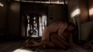 Rayna Tharani nude busty and hot sex threesome, oral – The Young Pope (2016) s01e06 HD 720p (1)