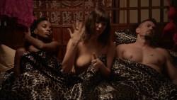 Shanola Hampton nude and Isidora Goreshter nude sex threesome - Shameless (2016) s7e7 HD 1080p (11)