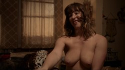 Shanola Hampton nude and Isidora Goreshter nude sex threesome - Shameless (2016) s7e7 HD 1080p (1)