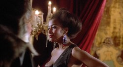 Sybil Danning nude topless and Marsha A. Hunt nude - Howling II (1985) HD 1080p (4)