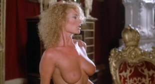 Sybil Danning nude topless and Marsha A. Hunt nude – Howling II (1985) HD 1080p