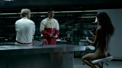 Thandie Newton nude topless and butt - Westworld (2016) s1e6 HD 1080p (2)
