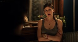 Alexandra Daddario hot and busty and Nicole Rutigliano, Janie Lynn lingerie - Baked in Brooklyn (2016) HD 1080p (13)