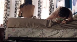 Alexandra Daddario hot and busty and Nicole Rutigliano, Janie Lynn lingerie - Baked in Brooklyn (2016) HD 1080p
