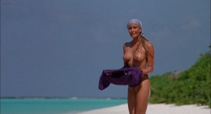 Bo Derek nude full frontal - Ghosts Cant Do It (1989) HD 1080p BluRay (6)