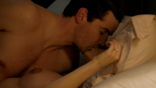 Charlotte Riley nude topless and sex - Close to the Enemy (UK-2016) s1e4 HD720p (5)