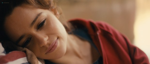 Emilia Clarke hot and sexy in brief sex scene - Spike Island (2012) HD 1080p BluRay (4)